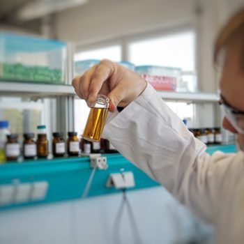 Analysis of cannabis extracts according to DAB monograph
